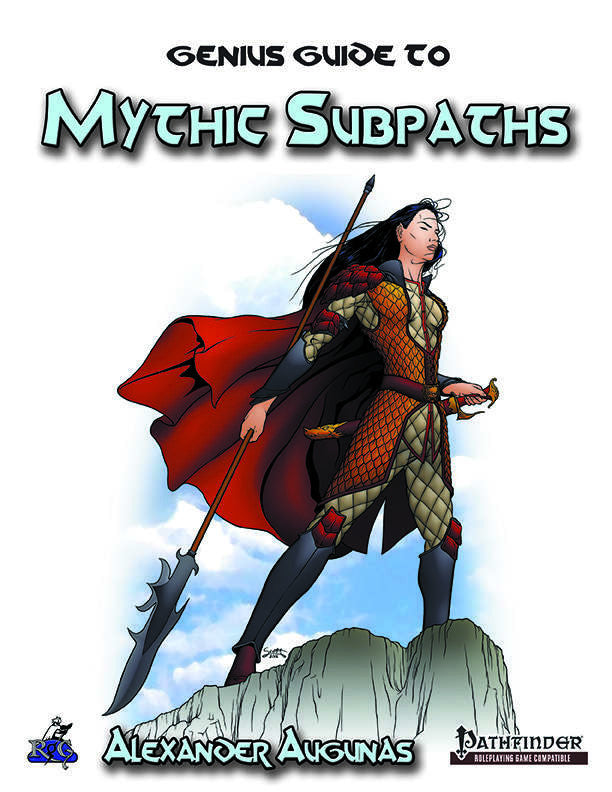 The Genius Guide to Mythic Subpaths
