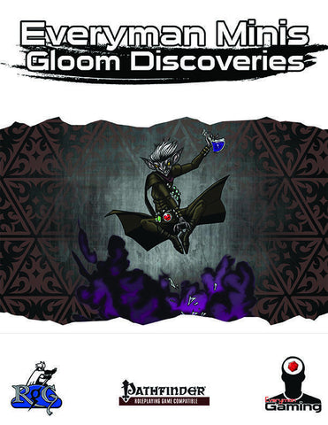 Everyman Minis: Gloom Discoveries