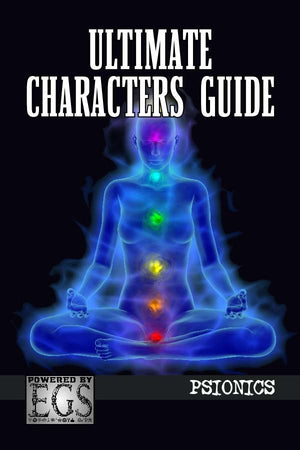 Ultimate Characters Guide: Psionics (EGS)
