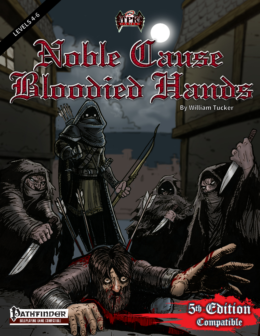 Noble Cause, Bloodied Hands