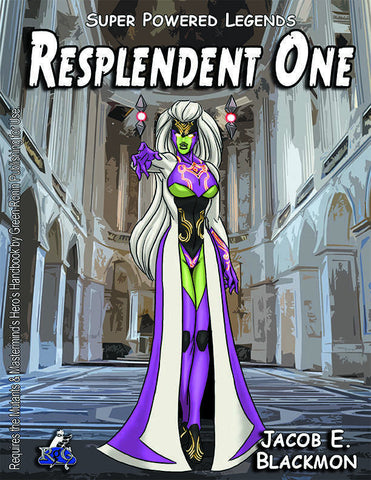 Super Powered Legends: Resplendent One