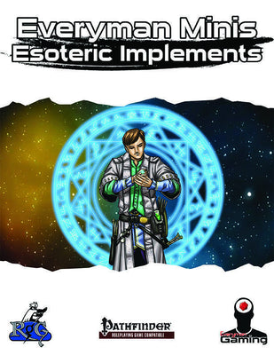 Everyman Minis: Esoteric Implements