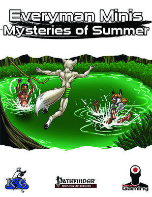 Everyman Minis: Mysteries of Summer