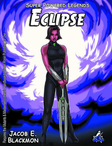 Super Powered Legends: Eclipse