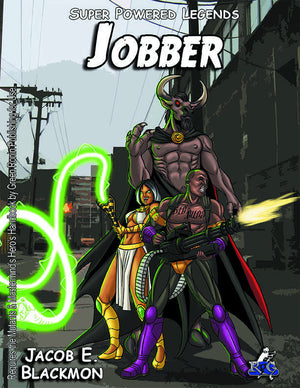 Super Powered Legends: Jobber