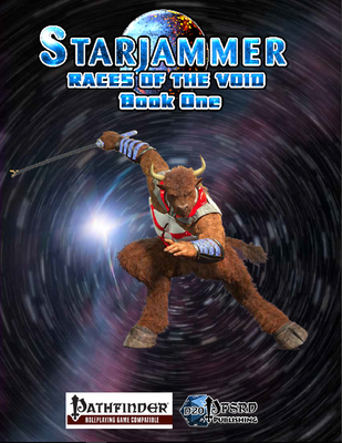 Starjammer: Races of the Void Book One