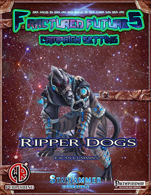 Future Races: Ripper Dogs