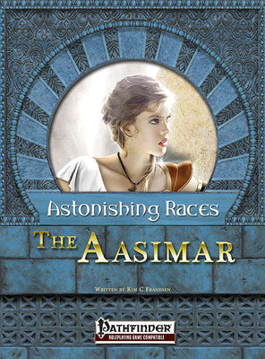 Astonishing Races: The Aasimar