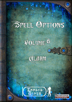 Spell Options 6 - Alarm