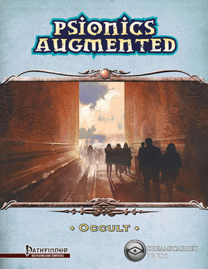 Psionics Augmented: Occult