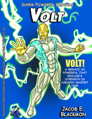 Super Powered Legends: Volt