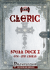 Cleric Spell Deck I