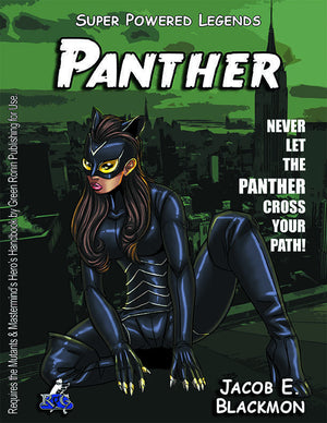 Super Powered Legends: Panther
