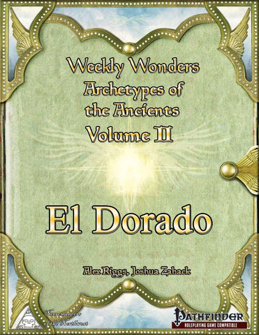 Weekly Wonders - Archetypes of the Ancients Volume VI - Hyperborea