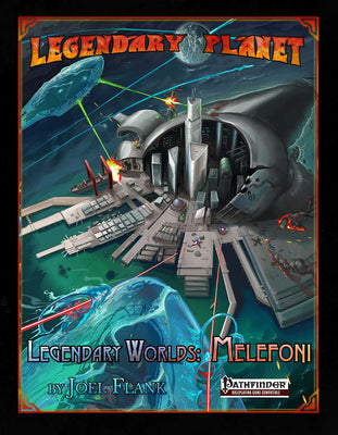 Legendary Worlds: Melefoni