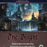 The Lost Lands: The Blight (Swords & Wizardry)
