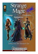 Strange Magic Items