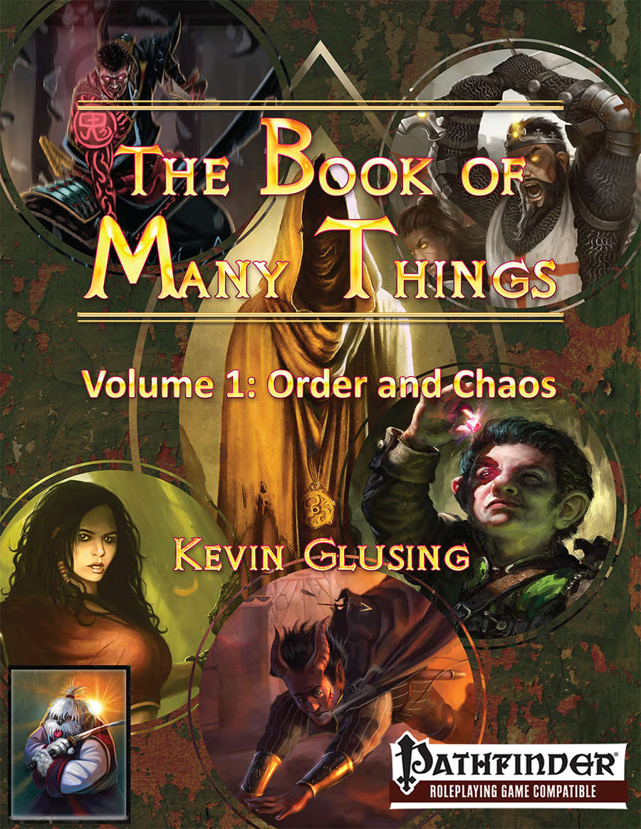 The Book of Many Things