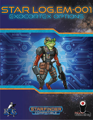 Star Log.EM-001: Exocortex Options