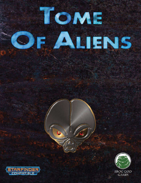 Tome of Aliens (Starfinder)
