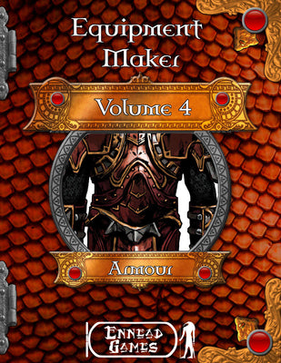 Equipment Maker 4 - Armour