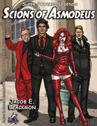 Super Powered Legends: Scions of Asmodeus
