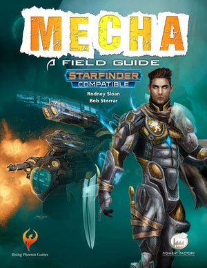 Mecha - A Field Guide