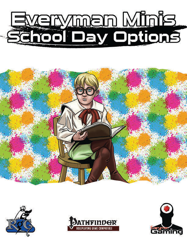 Everyman Minis: School Day Options