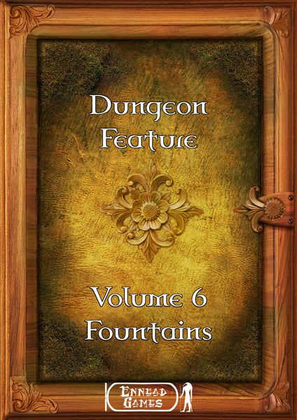 Dungeon Feature 6 - Fountains