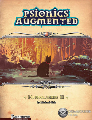 Psionics Augmented: Highlord II