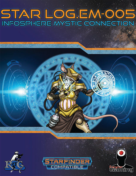 Star Log.EM-005: Infosphere Mystic Connections