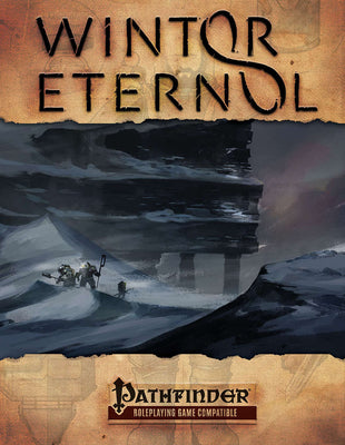 Winter Eternal setting book