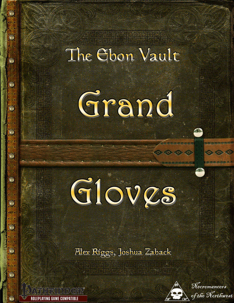 The Ebon Vault - Grand Gloves