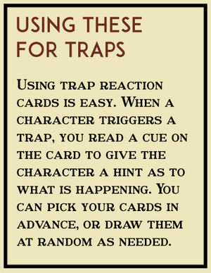 Trap Cards