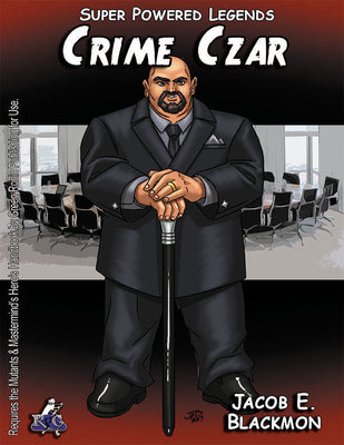Super Powered Legends: Crime Czar