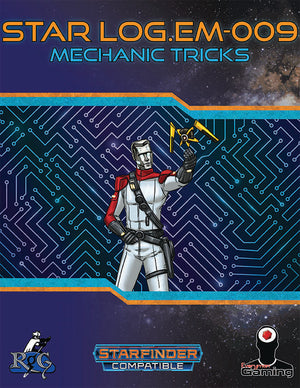 Star Log.EM-009: Mechanic Options