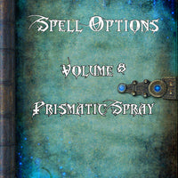 Spell Options 8 - Blade Barrier