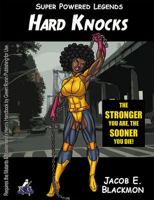 Super Powered Legends: Hard Knocks