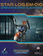 Star Log.EM-010: Operative Specializations