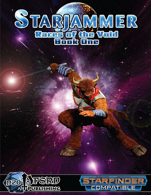 Starjammer - Races of the Void Book One (Starfinder Edition)