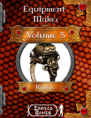 Equipment Maker Volume 5 - Rings