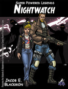 Super Powered Legends: Nightwatch
