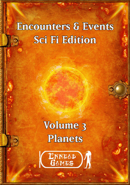 Encounters & Events - Sci-Fi Volume 3 - Planet Types