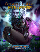 Gravity Age Mutant Menagerie Starfinder Roleplaying Game
