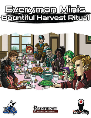 Everyman Minis: Bountiful Harvest Ritual