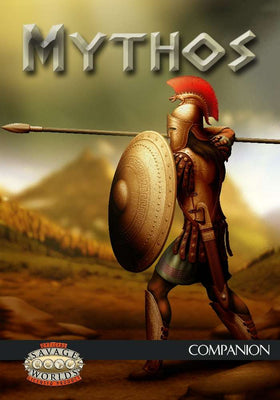 Mythos: Companion (Savage Worlds)