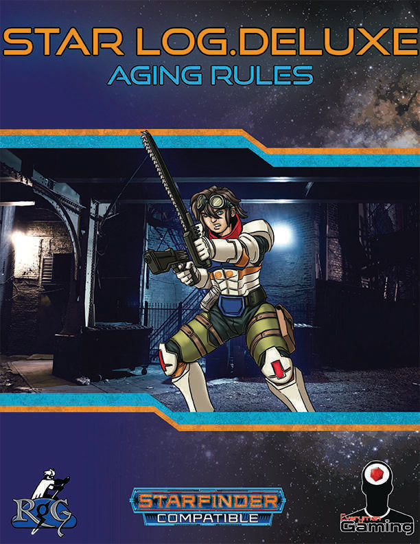 Star Log Deluxe: Aging Rules