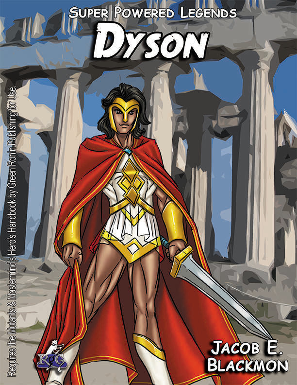 Super Powered Legends: Dyson