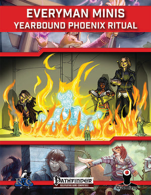 Everyman Minis: Yearbound Phoenix Ritual