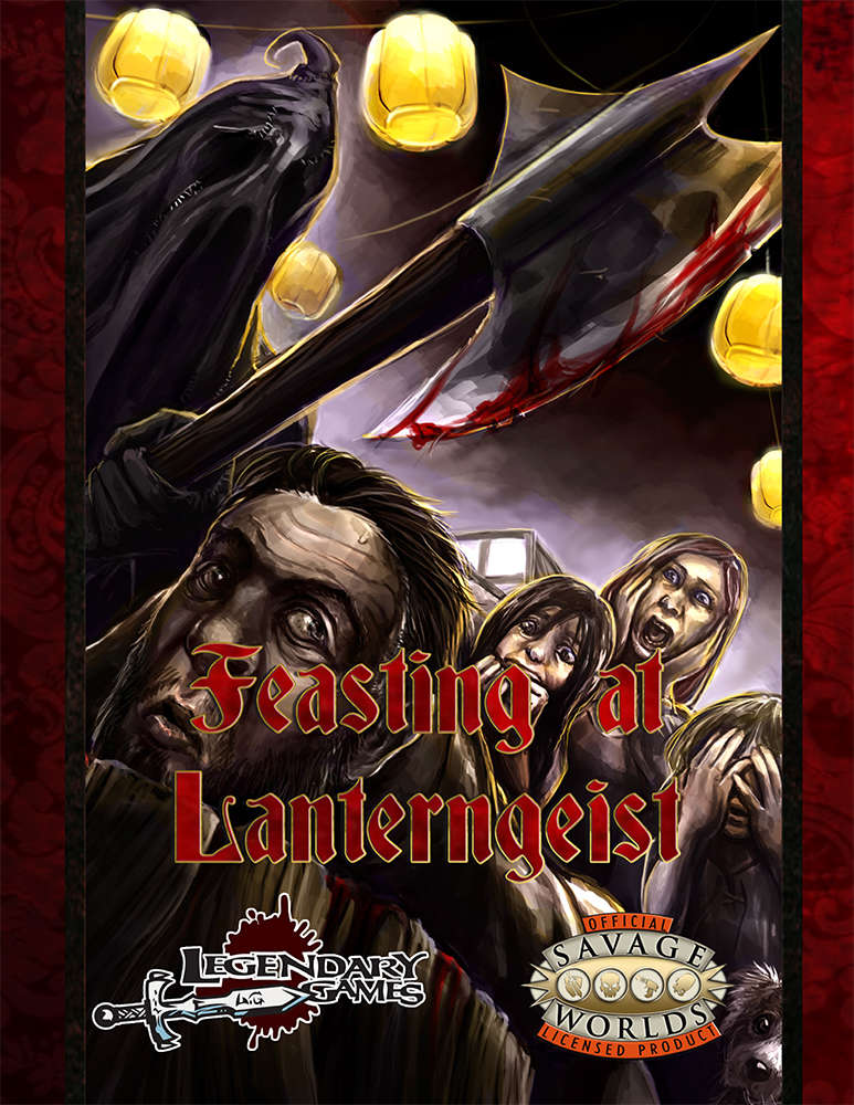 Feasting at Lanterngeist (Savage Worlds)